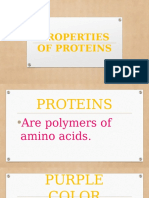 PROPERTIES OF PROTEINS.pptx