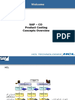 5.Product Costing