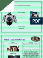 Avances Tecnológicos 11-6