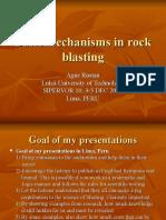rock blasting - basic