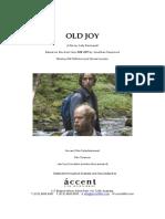 OLD JOY - EPK