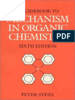 A Guidebook to Mechanism in Organic Chemistry - Peter Sykes.pdf