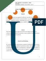 PASO 7 Planeacion Estrategica de La Empresa