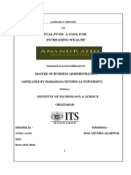 109442875-Project-Report-on-Mutual-Funds.doc