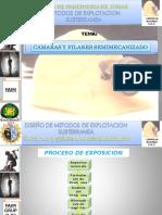 Exposicion Camaras y Pilares Semimecanizado