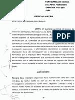CAS. N° 01-2011-Piura- No_control_judicial_de_la_formalizacion_de_la_ip