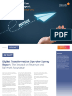 Digital Transformation Operator Survey Report