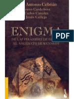 Cebrian Juan Antonio - Enigma de La Piramides de Egipto