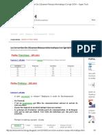 La Correction de L'Examen Réseau Informatique Corrigé QCM _ Super Tech