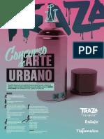 Concurso de arte urbano en Tlajomulco