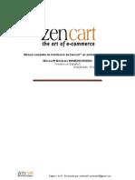 Manual de Instalacion de Zencart