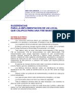 Certificado Defensa Civil Basica
