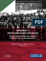 Internet y Movilizaciones Sociales