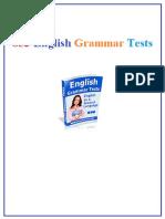 EnglishGrammar Tests