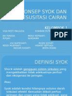 Ppt-konsep Shock Dan Resusitasi Cairan