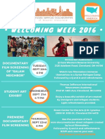 welcoming week 2016 ad