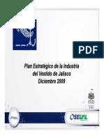 Plan Estratégico de La Industria 2009