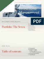 The Seven Presentation
