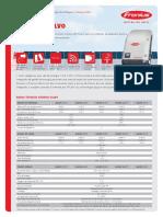 5a - Certificados - Catálogo Inversores Fronius Galvo