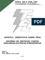Apostila de SPDA (Pára-Raios) NBR5419-2005