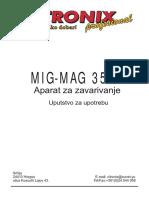 KU Citronix MigMag350U