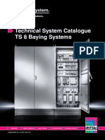 Rittal Technical System Catalogue TS 8 Baying Systems 5 4016