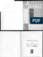 Problemas de Matemática Para o Curso Primario_Comte. Paulo Pessoa
