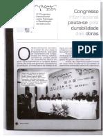 CINPAR 2009 Durabilidade Das Obras