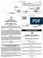 Dto. 17-2016 Exoneración IVA y Derechos Arancelarios Importaciones de Bienes, Suministros, Donaciones e Insumos Depto Agriculutra de USA