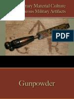 Arms & Accoutrements - Miscellanous