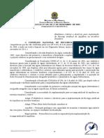 Res 153 CNRH - Critérios e Diretrizes Para Recarga Artificial de Aquíferos