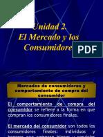 Unidad 2. El Mercado y Los Consumidores