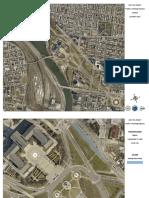 NFL Draft - Traffic Plan Map