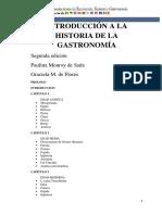 Guía de Historia de La Gastronomia 2016 (Reparado)