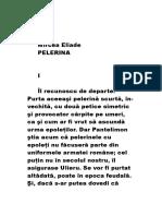 Eliade, Mircea - Pelerina