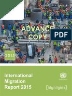 Migration Report 2015