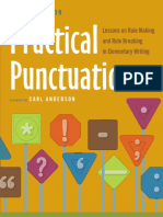 Daniel Feigelson-Practical Punctuation Lessons