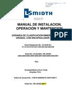SN-100462-12x26- 4-0818-4200000161- IOM Spanish