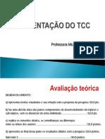 Apresentação Do Tcc