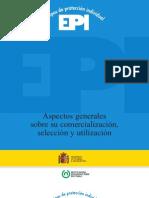 16302353 Equipos de Proteccion Individual EPI Aspectos Generales Sobre Su Comercializacion Seleccion y Utilizacion