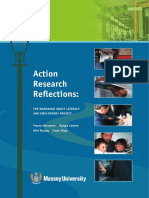 Action Research Reflections