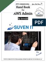 Aws Admin Guide by Suven It(v1).PDF