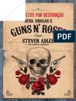Meu Apetite Por Destruicao - Steven Adler