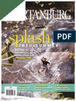Spartanburg Magazine Summer