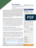 Dewan Housing Finance Result Update Jan 17 EDEL