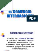 Comercio Internacional Generalidades