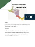 Ventajas y Desventajas de Centroamerica