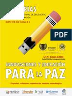 Simposio Educacion y Pedagogia 15