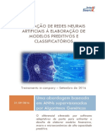Training in Artificial Neural Networks supervised by Genetic Algorithms (Portuguese only, upcoming English version)
