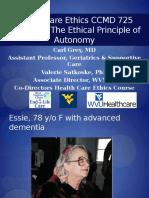 Ethics Lecture 1 2016 Autonomy Pre